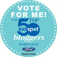 Kidspot Ford Territory Top 50: Day in My Life