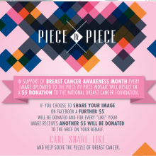 Want to test drive a FORD for a week + raising money for Breast Cancer