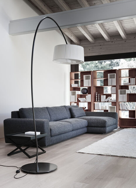 Are you a modular or a singular couch fan for Sofa modular gris