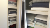 Organise-your-linen-cupboard-theorganisedlife