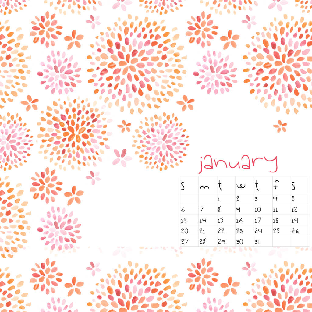 Calendar Wallpaper Ipad : Free desktop iphone ipad wallpapers and calendars for