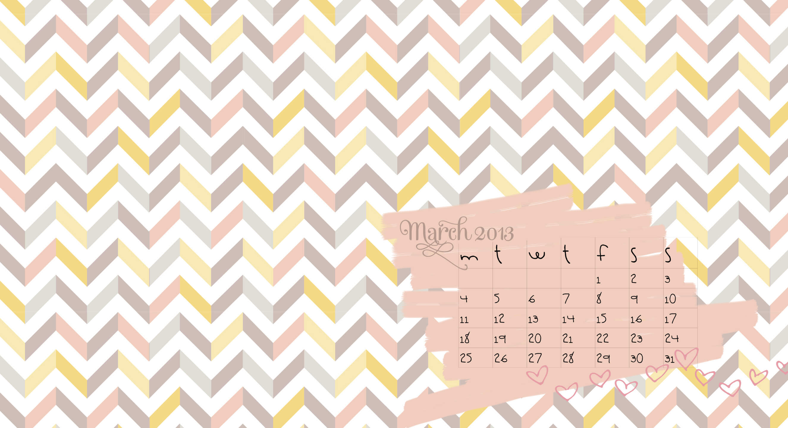 Free Desktop Iphone Ipad Wallpapers And Calendars For March