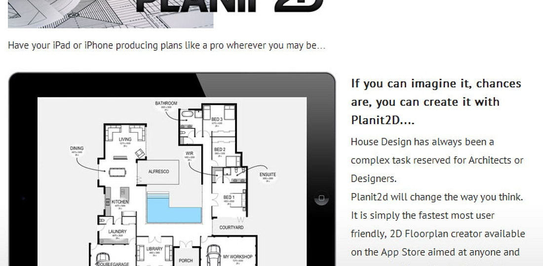 Best Floor Plan App For Ipad: Have Your IPad Or IPhone Producing