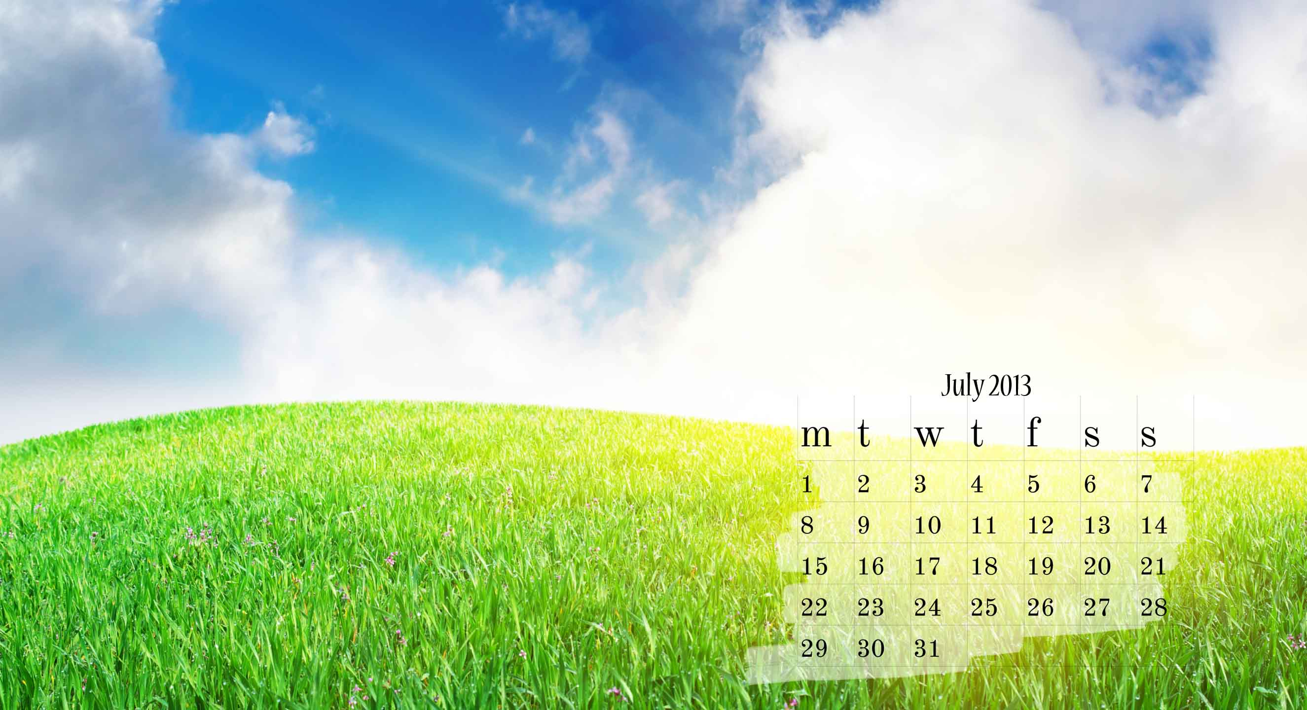 free desktop iphone ipad wallpapers & calendars for july