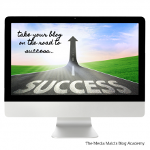 Would you like to win a spot in my next Blog Academy class?