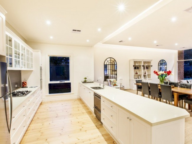 Stunning sunday federation style for Federation kitchen designs