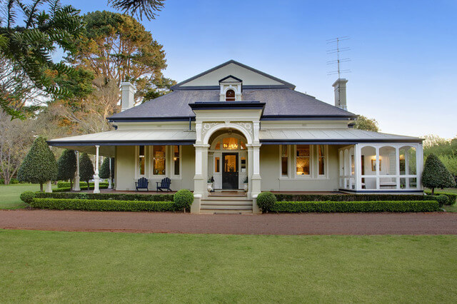 Stunning sunday southern highlands beauty for Australian country style homes