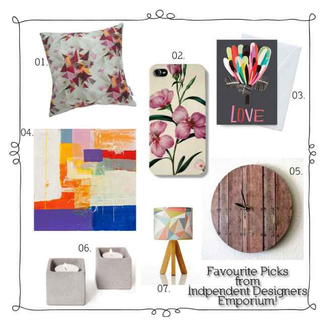 hard to find, independent designers, gifts online and homewares online