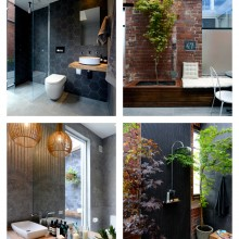 The Block: Bathrooms and Terraces