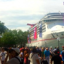 A weekend on the Carnival Spirit