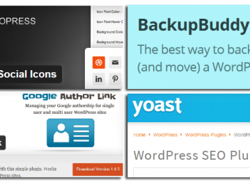 12 WordPress Plugins I can't live without