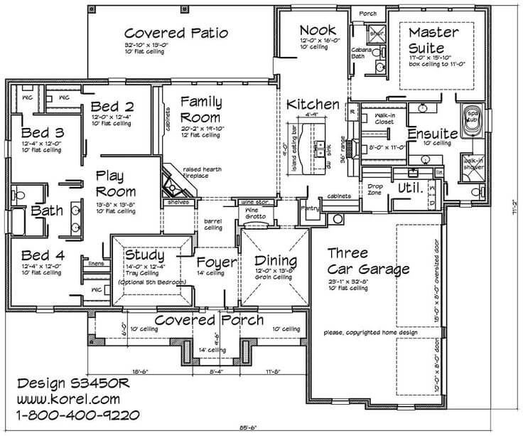 floor plan friday those ceilings katrina chambers