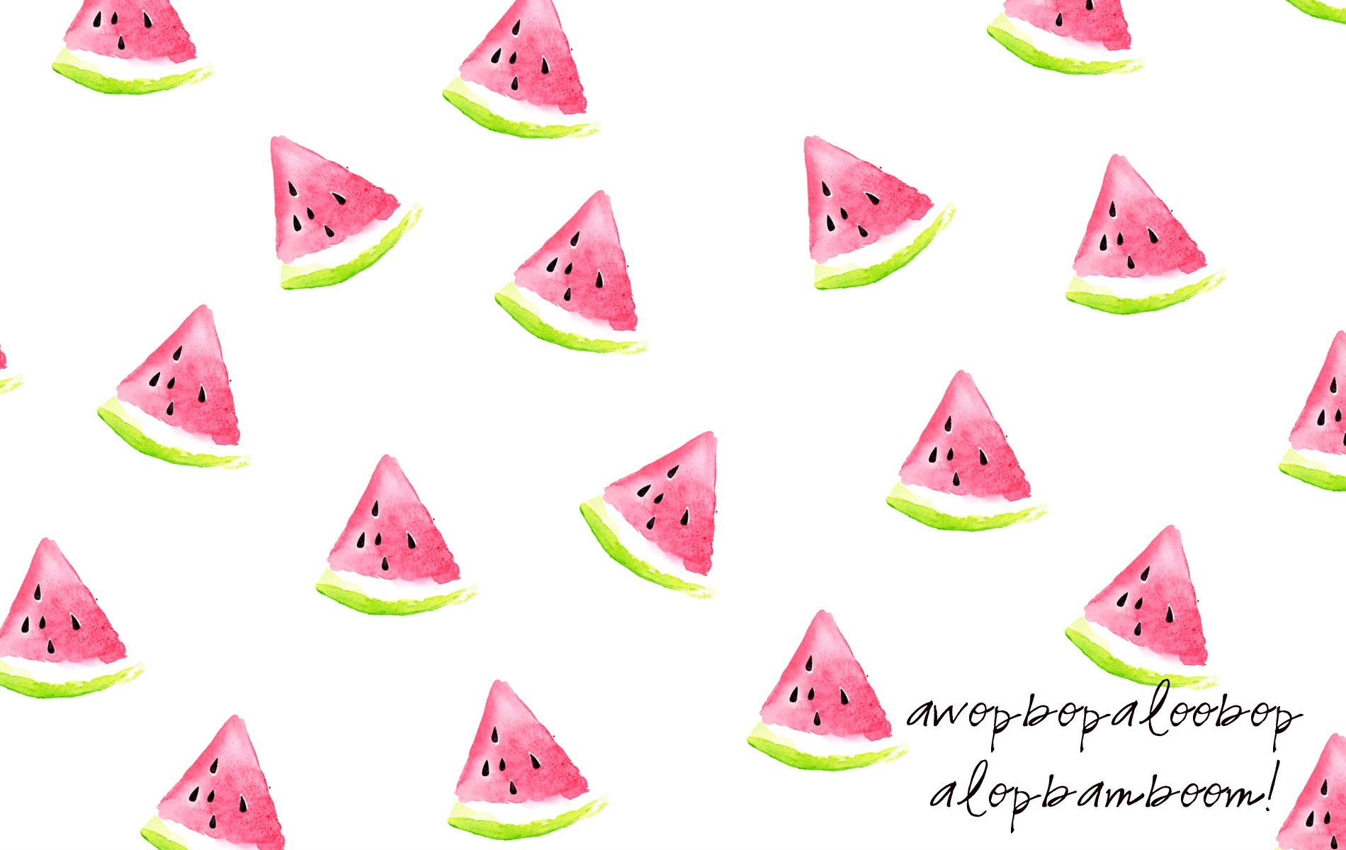 Watermelon wallpapers for your iphone/ipad/desktop