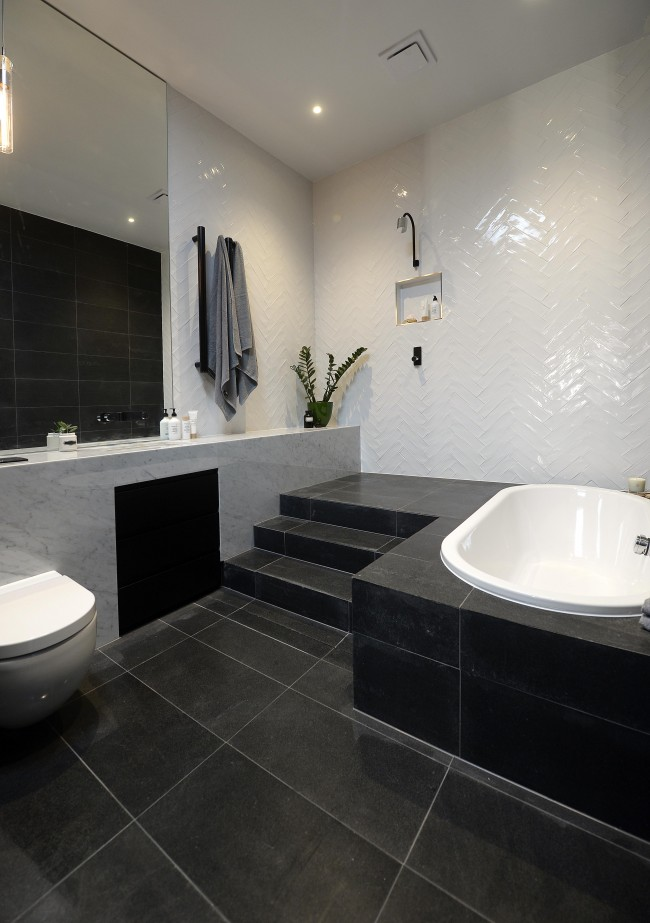 The Block Glasshouse  Bathroom Reveal