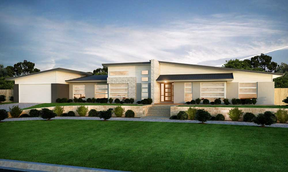 house plans wide frontage blocks home design and style