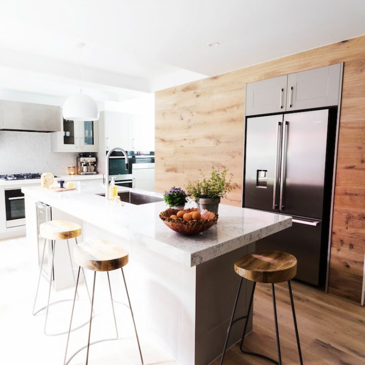 The Block Triple Threat Kitchens