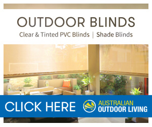Outdoor Blinds from Australian Outdoor Living