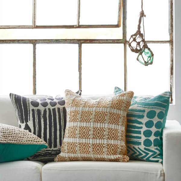 Make your home beautiful on a budget with cushions