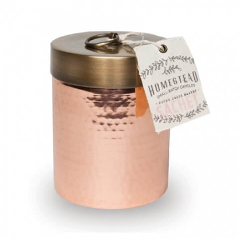 Candle - Copper