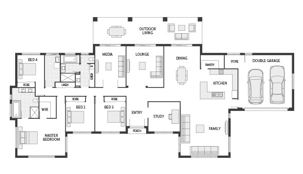 Floor Plan Friday Perfect For A Rural Setting