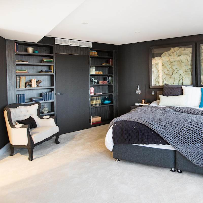 The Block Octagon: Master Bedroom Reveal + $50 Voucher For You