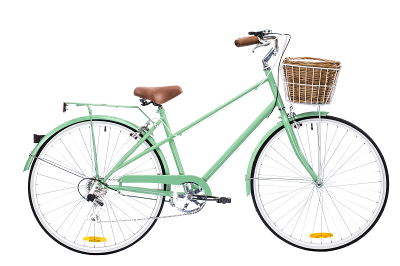 Reid Ladies Vintage 7-Speed Mixte