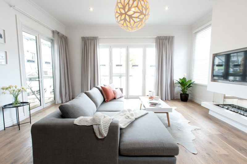 Introducing The Block Nz Couples Living Room Reveal