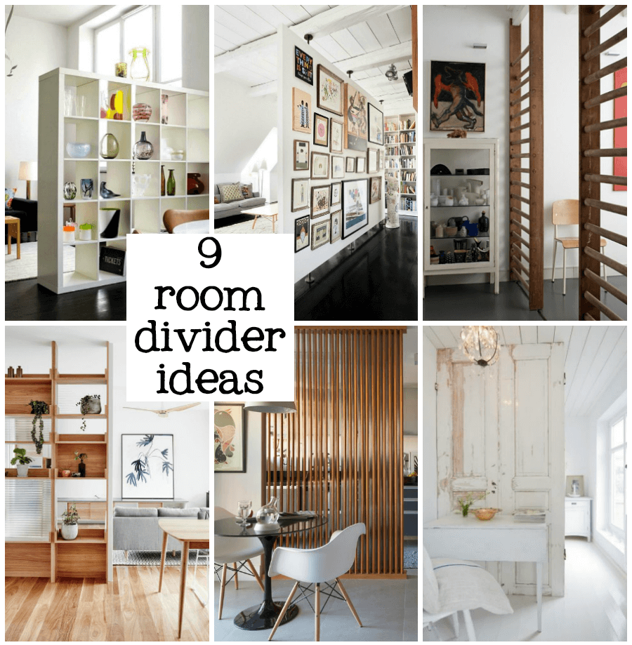 How To Divide An Open Plan Space 9 Ideas: 9 Room Divider Ideas