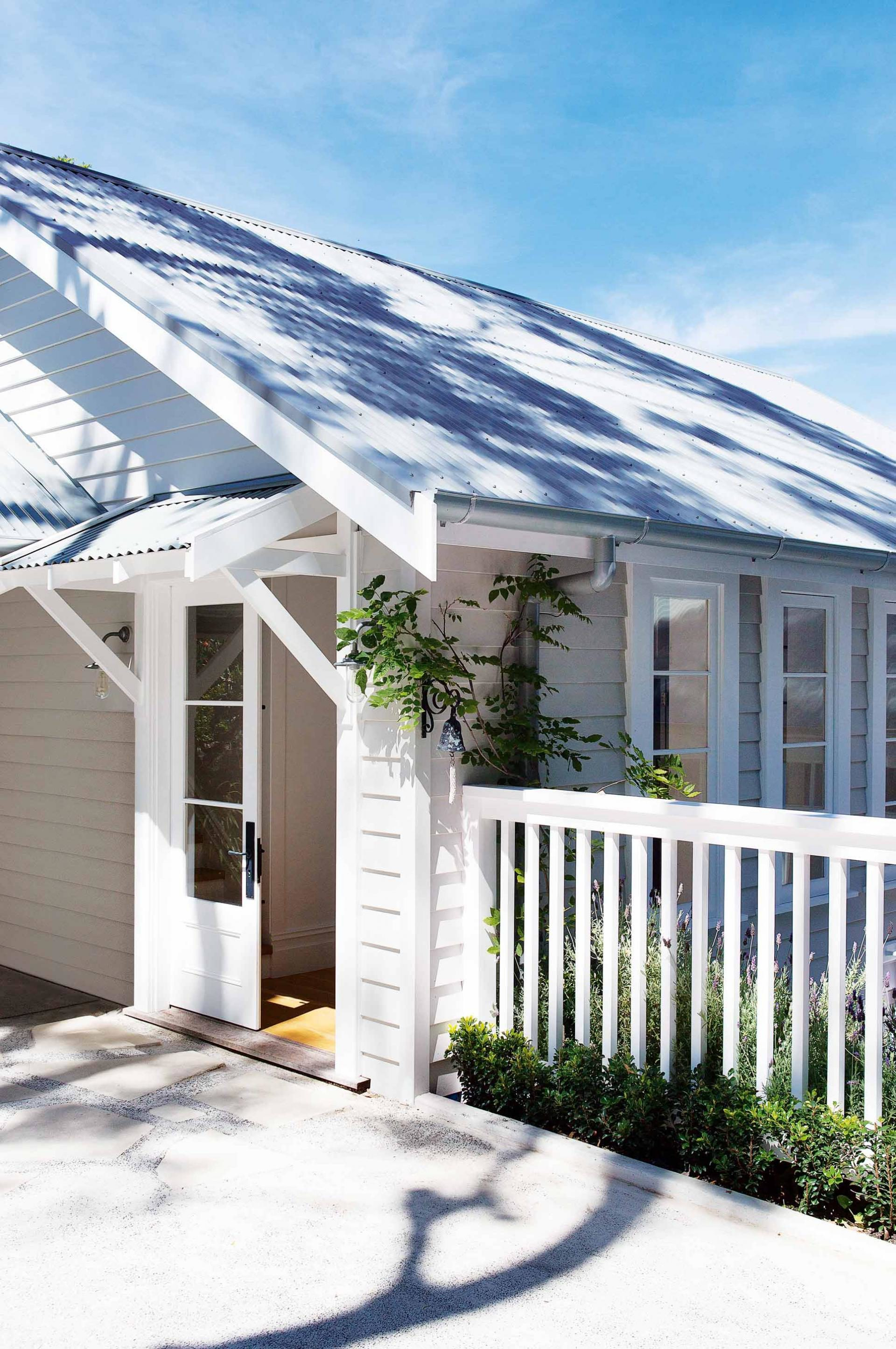 10 Weatherboard House Colours Katrina Chambers