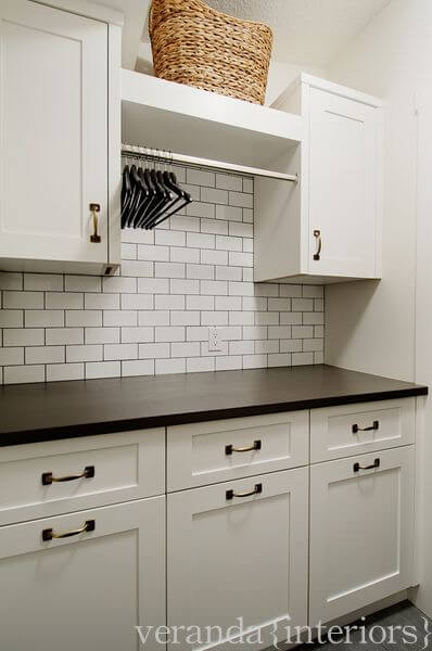 Using Dark Grout