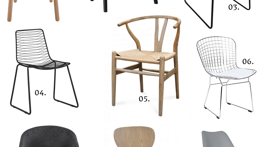 9 dining chairs to love