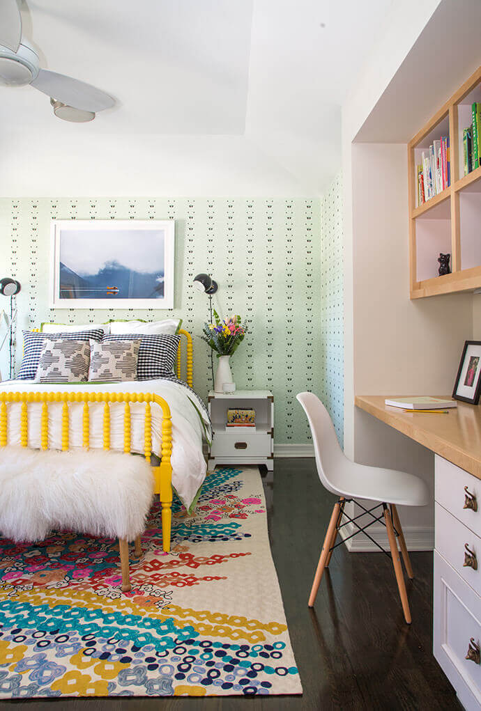 8 tween girls bedroom ideas for Funky bedroom ideas