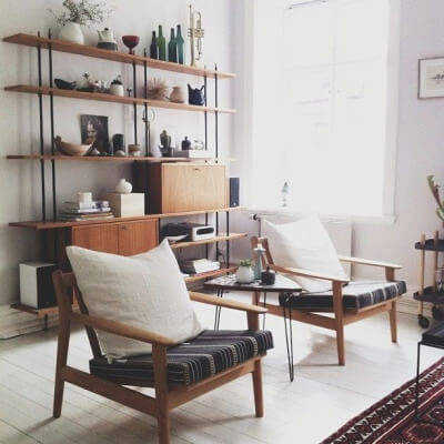 Delightful My Favourite Is The Cuba Lounge Chair (the Weaved Leather But They Have A  Price Tag!). So Gorgeous. Today I Have Found 12 Danish Style Interiors You  Might ...