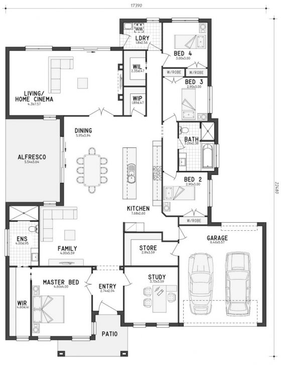 Floor plan friday archives katrina chambers for House plans with lots of storage