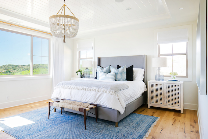 Modern Coastal Bedroom Ideas