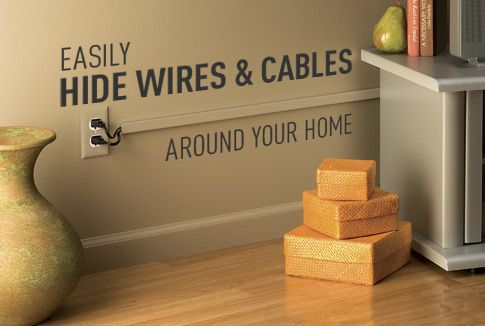 Ways To Hide Your Tv Cords