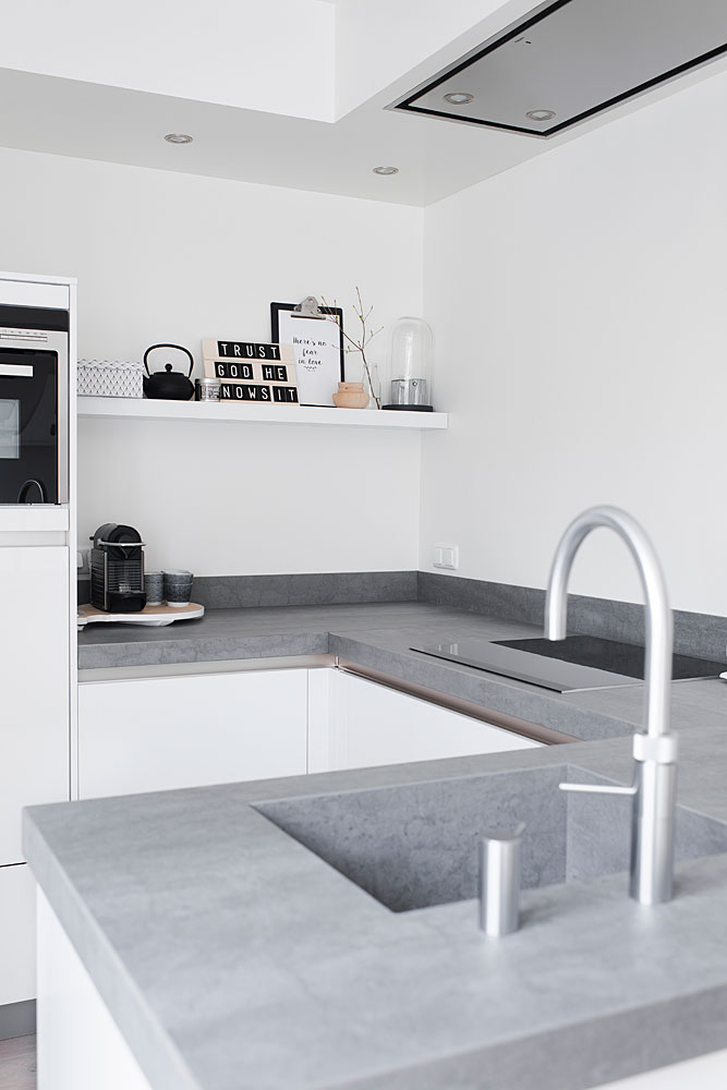 ... An Industrial Themed Kitchen. But Surprisingly It Works Well With Many  Other Themes U2013 Scandinavian, Coastal, Classic, Country Charm, ...