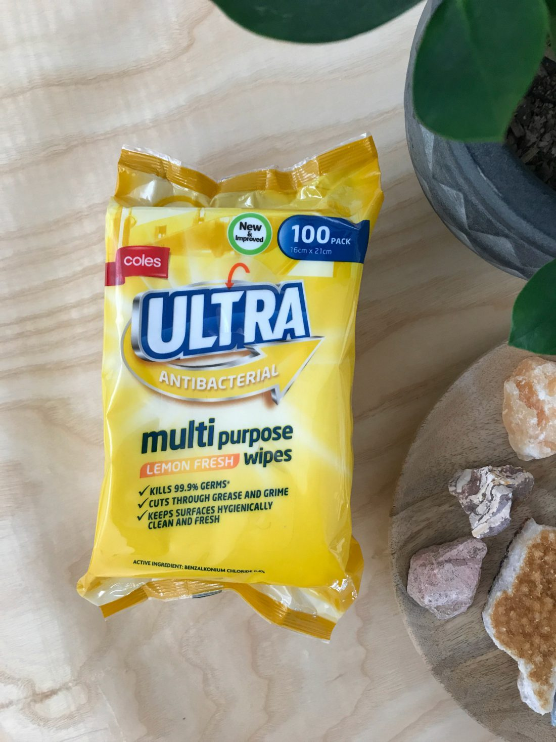 Cleaning product of the week antibacterial multi purpose wipes solutioingenieria Choice Image
