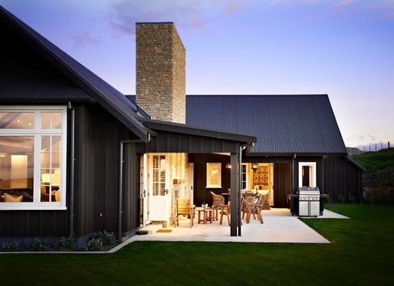 Loving The Modern Farmhouse