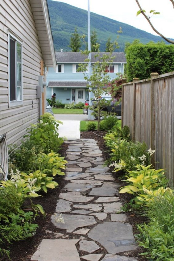 Tips for your side yard makeover on Side Yard Designs id=24545