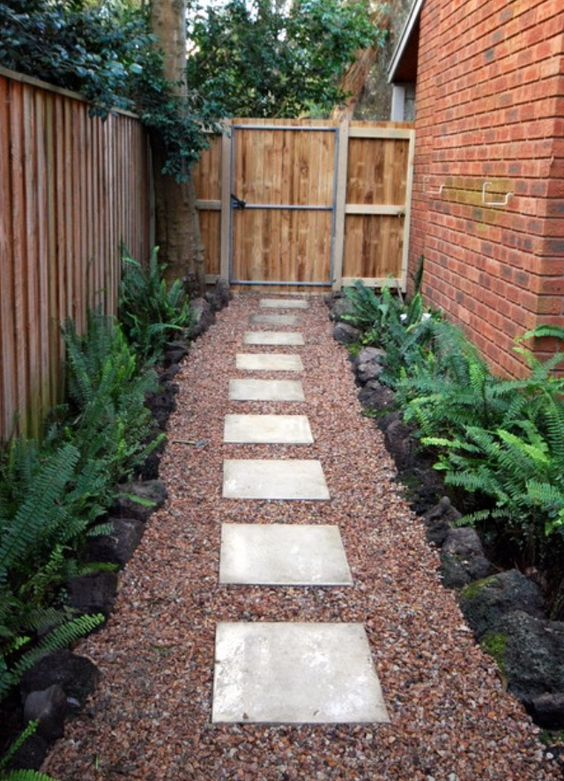 Tips for your side yard makeover on Side Yard Path Ideas id=76467