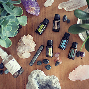 Shop Crystals + Oils