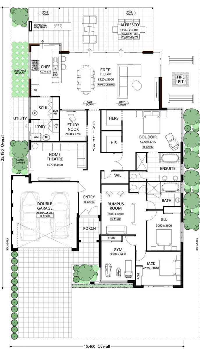 Floor Plan Friday His And Hers Robes