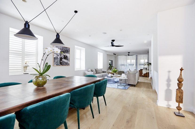 The Block 2018 Gatwick: Living And Dining Room Reveals